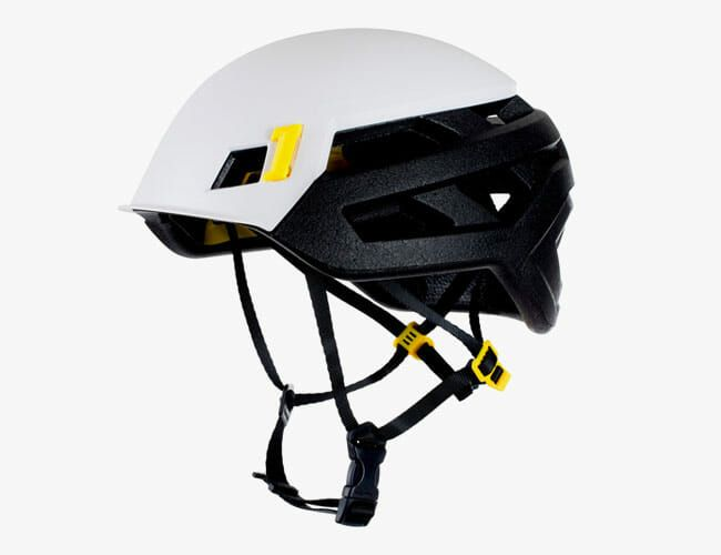 Mammut's New Helmet Is the First of its Kind