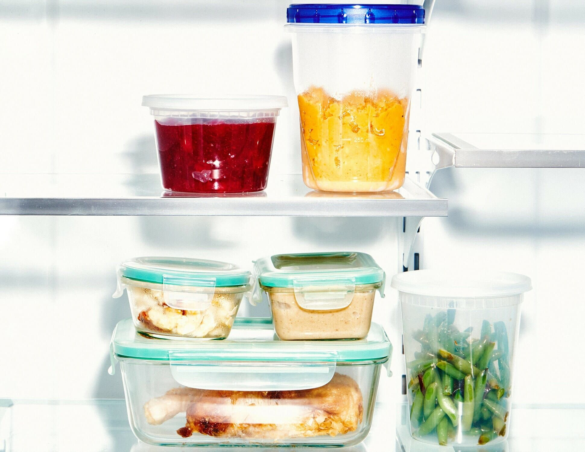 The Best Food Storage Containers For Leftovereal Prep