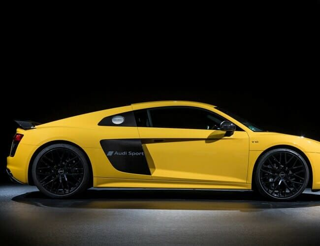 You Can Get Custom Graphics on Some Audi Models, and That Is a Bad Thing