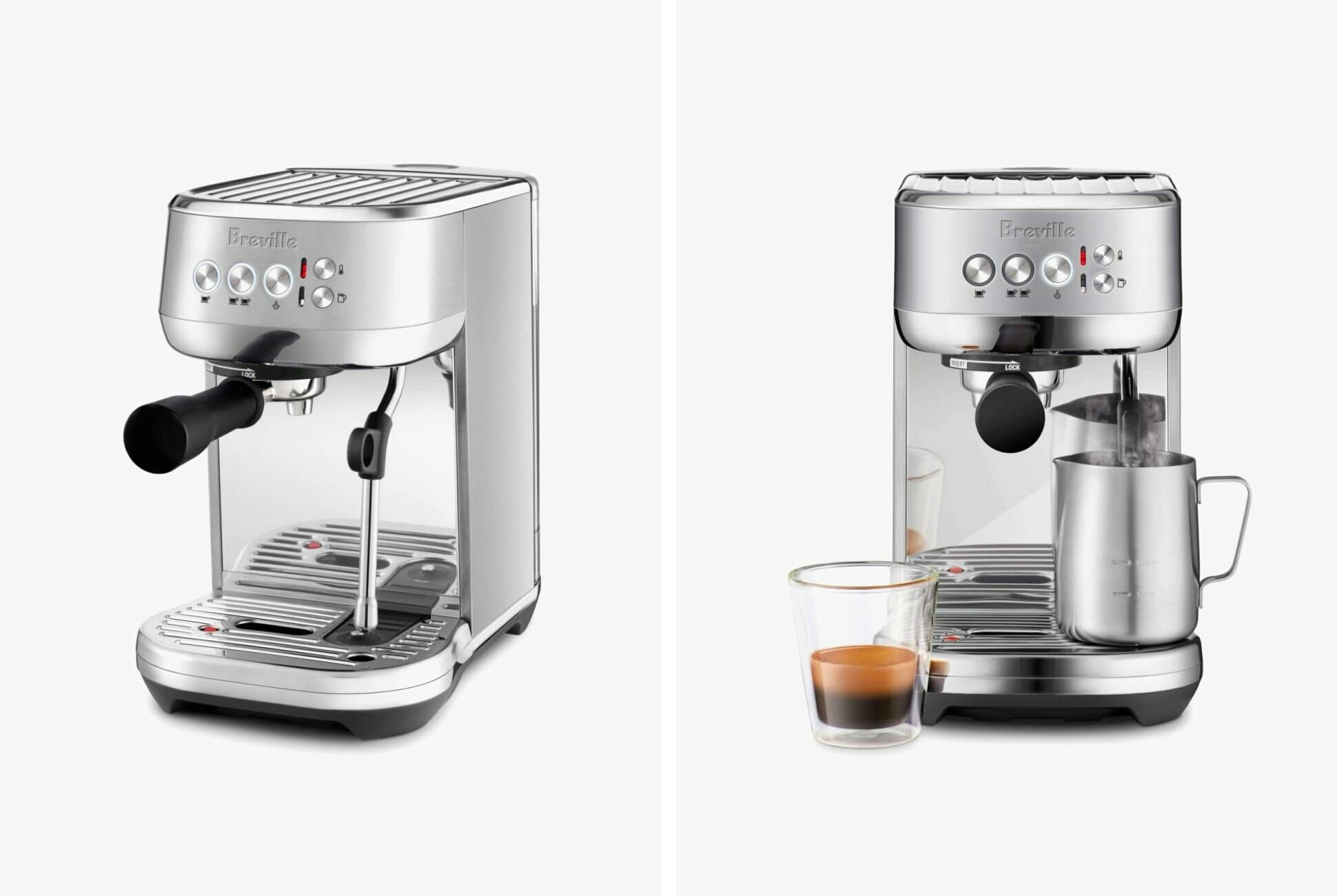 This Espresso Machine Is Tiny and Doesn't Cost a Fortune ...