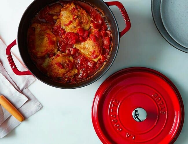 Today Is the Day to Buy Cast-Iron Cookware from Finex, Lodge, Le Creuset and Others