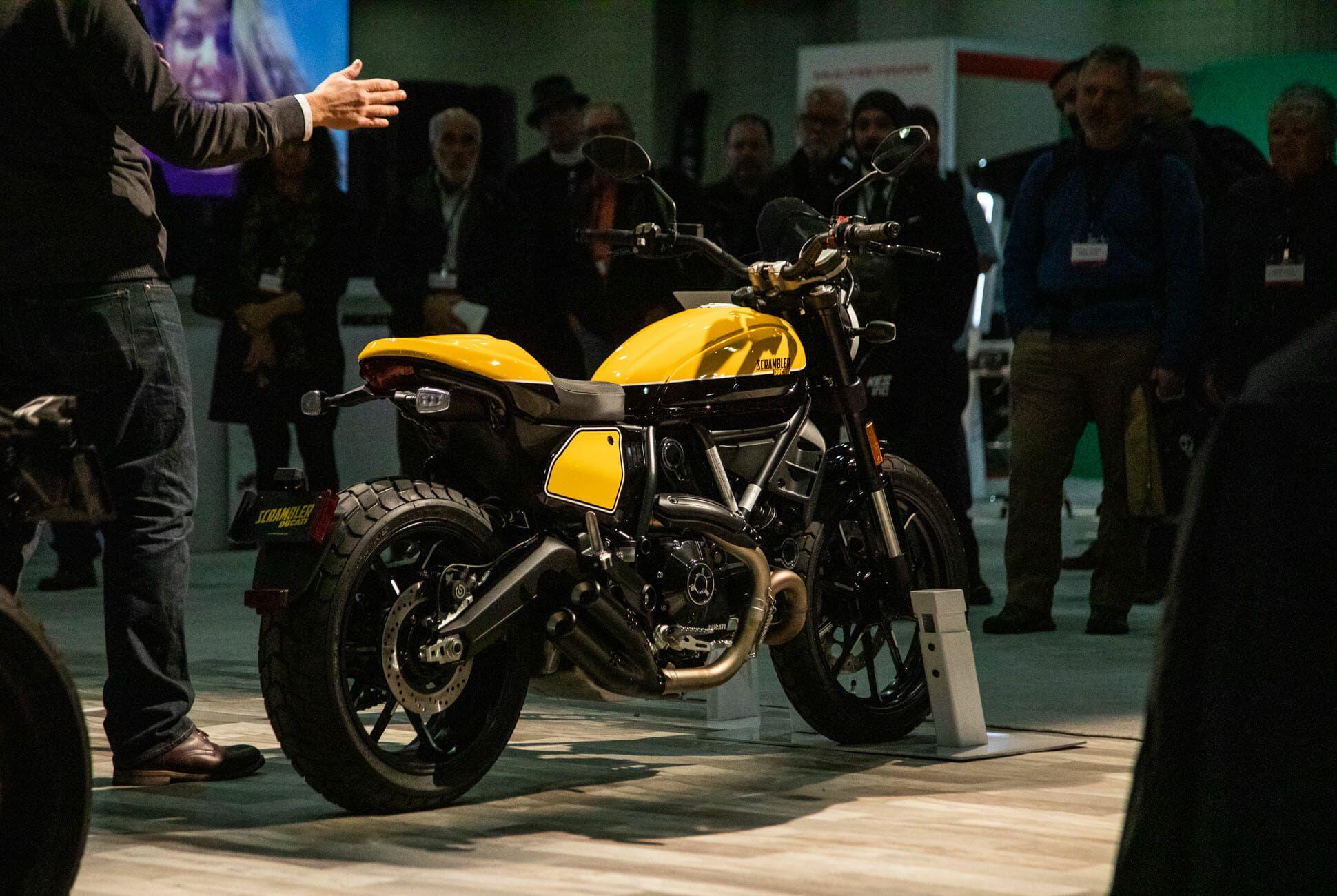 IMS 2018 Show Gear Patrol Ducati Slide 01