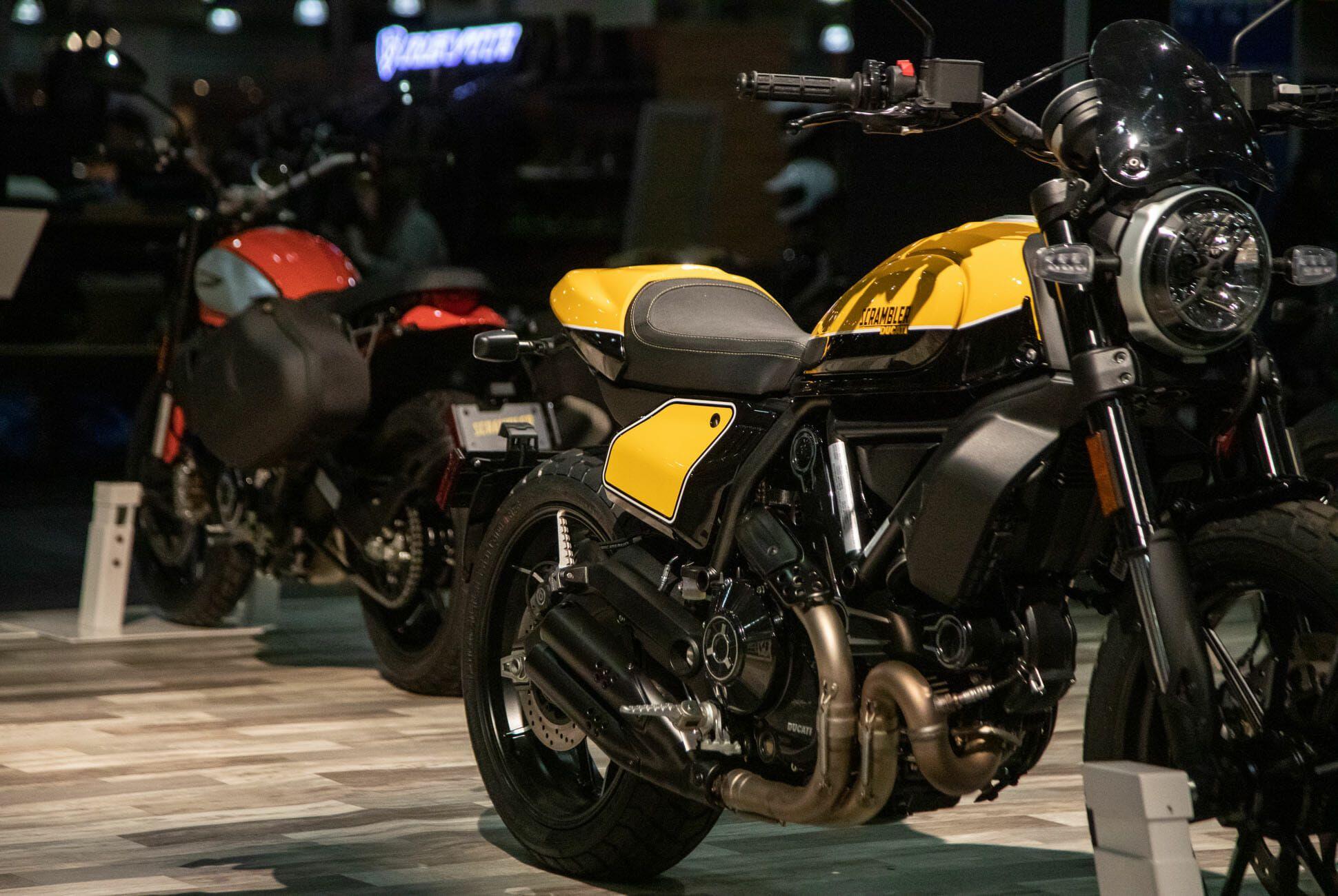 IMS 2018 Show Gear Patrol Ducati Slide 02