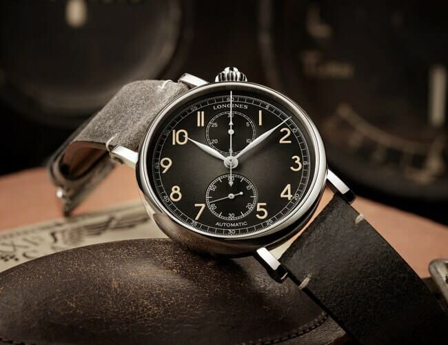 The Longines A-7 U.S.A. Exclusive Edition Resurrects a Pilot's Watch From the 1930s