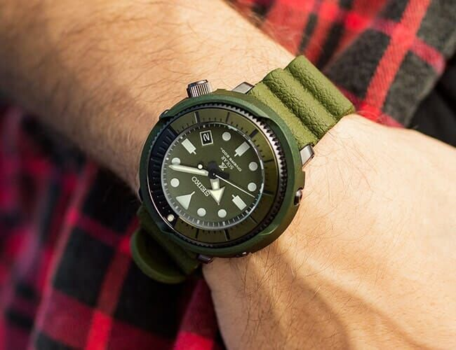 Seiko Updates the Prospex Line With an Everyday Sport Watch
