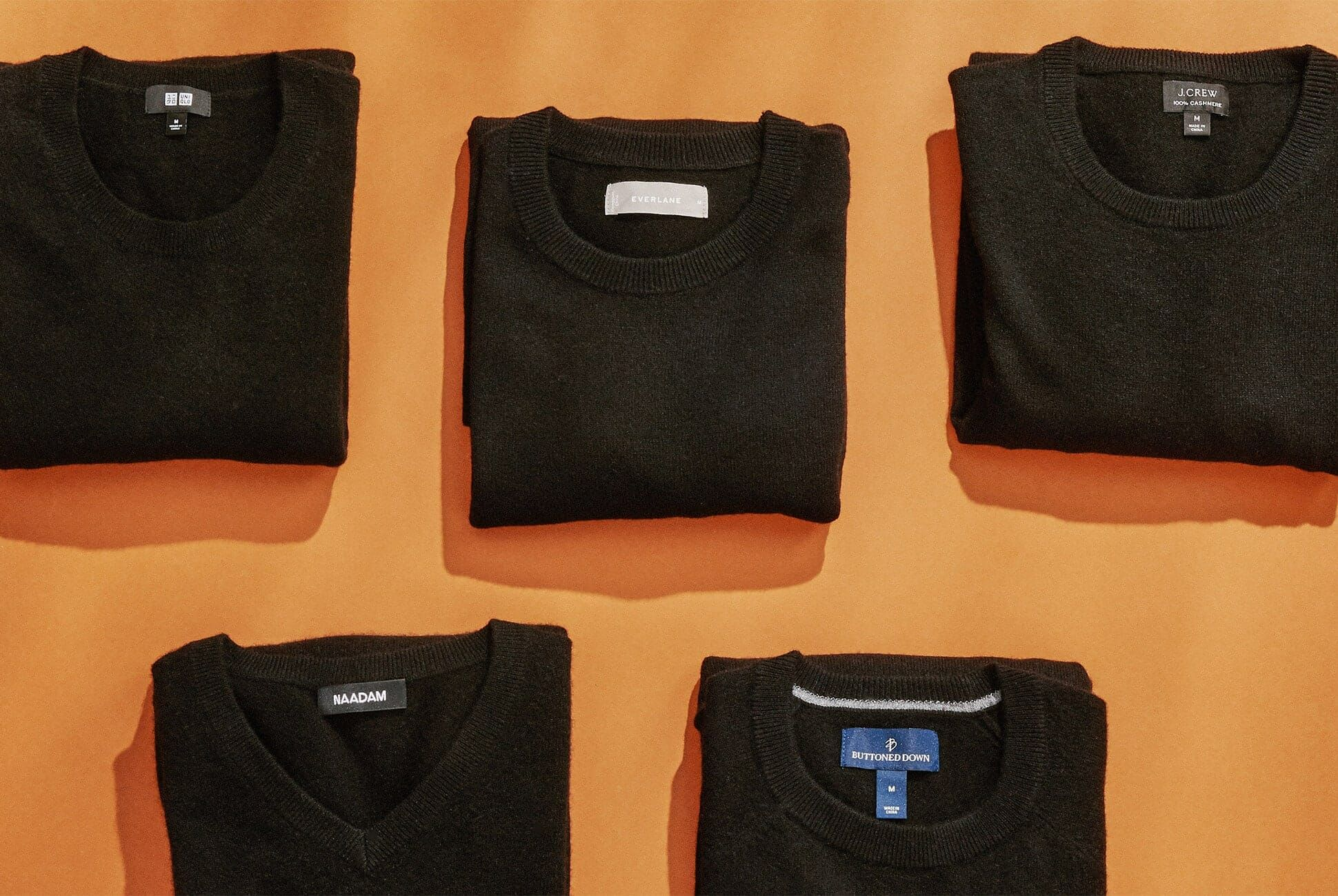 These Are the 5 Best Affordable Cashmere Sweaters • Gear Patrol