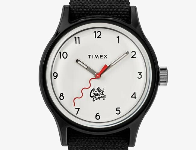 Timex and The Good Company Collaborate on a Special MK1 Watch