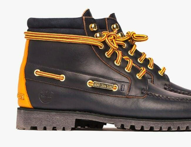 Timberland Released Some Great Collaboration Boots this Week