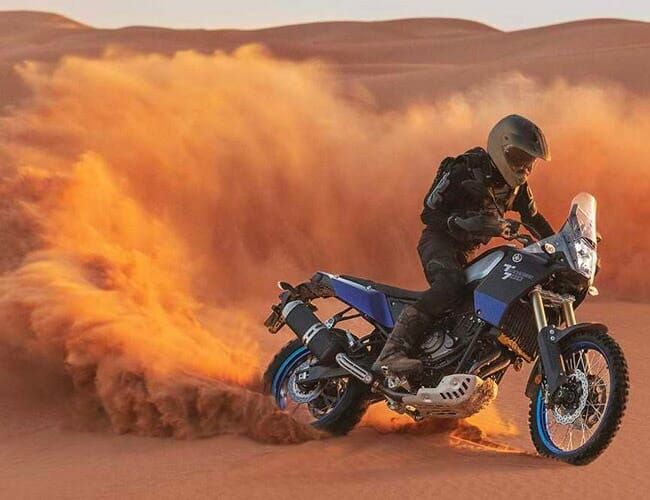 The Yamaha Ténéré 700 Is the Adventure Motorcycle We've Been Waiting For