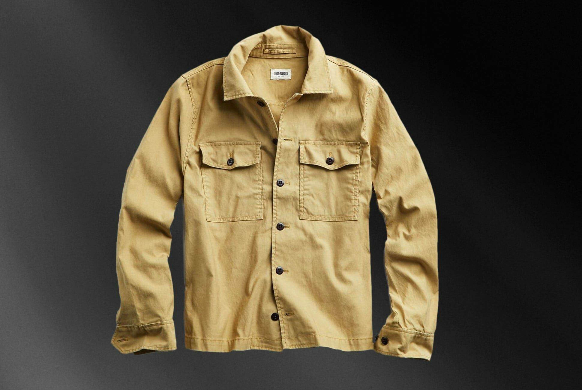 Timeless Clothing From Todd Snyder Is Now 25 Off Gear Patrol