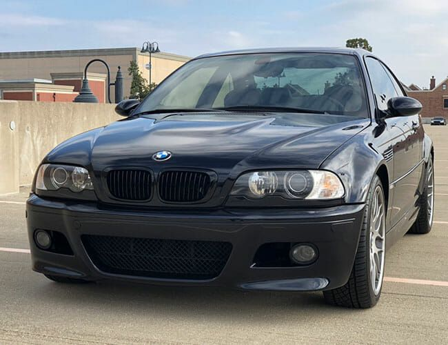 This 2006 M3 Is the Last Great BMW