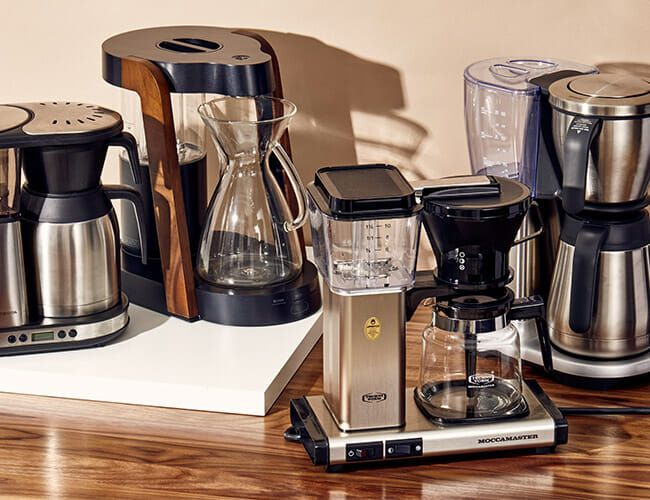 Best Drip Coffee Maker 2020.The 6 Best Coffee Makers Of 2019 Gear Patrol