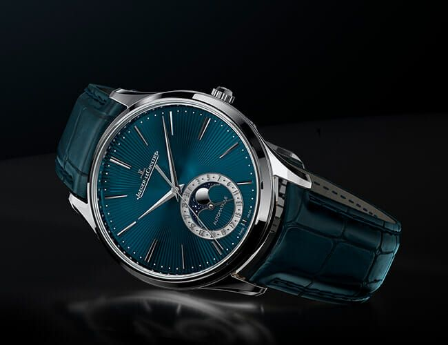 This Is One of the Most Elegant Executions of a Moon Phase Watch That We've Seen in Quite a While