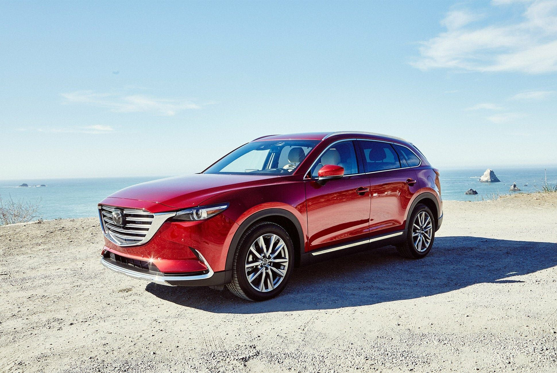 2019 Mazda CX-9 Review: The Best SUV I've Ever Driven • Gear