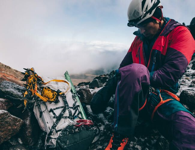 For Mountain Hardwear's Most Advanced Collection Yet, It Looked to Its Past