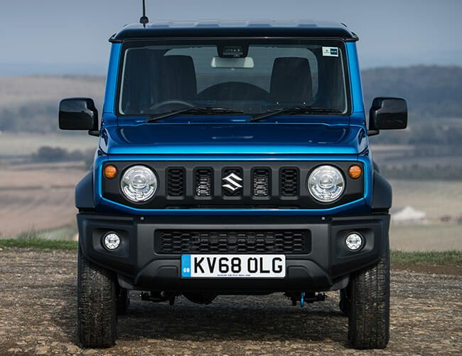 The Suzuki Jimny Isn't Sold in the US, and That's a Crime