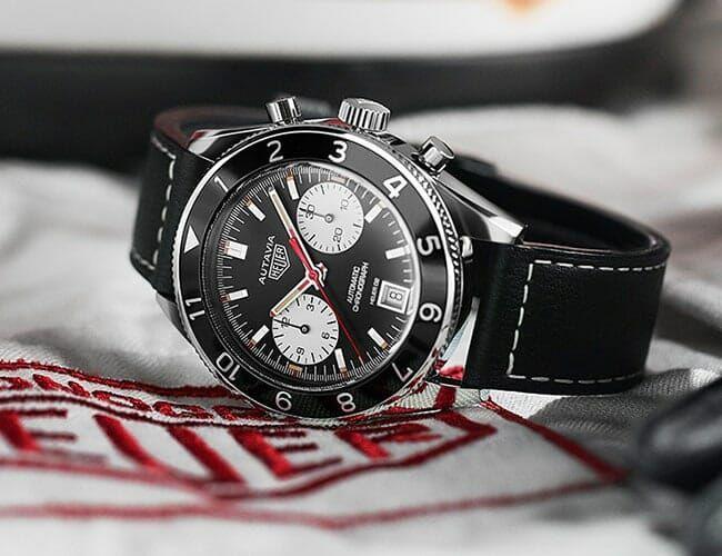 4 Chronographs That Evoke the Motorsport Heritage