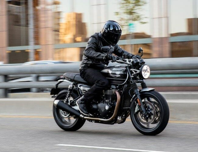 The New Triumph Speed Twin Is a Bonneville With More Performance