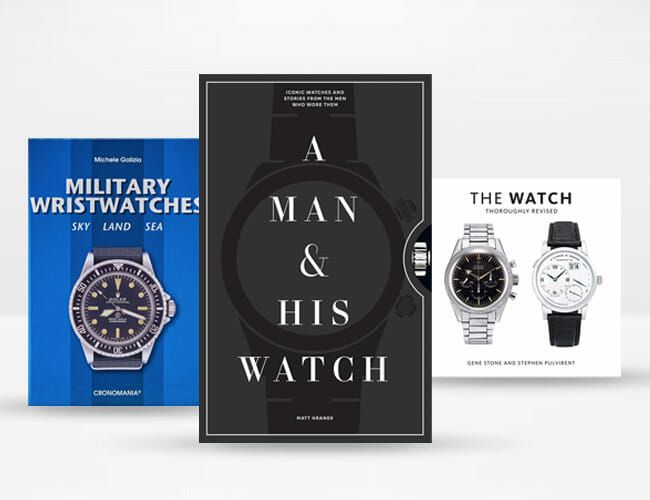 Here are 10 Books That Every Watch Lover Should Read