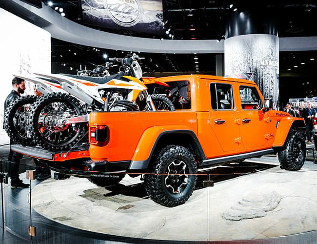 Opinion: The Detroit Auto Show Is a Source of Hope