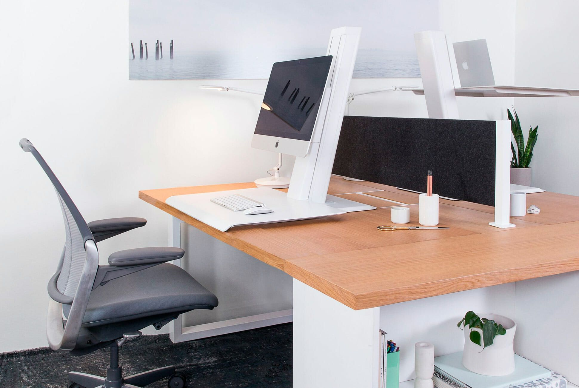 Awe Inspiring The Best Standing Desks For The Office Or Home Gear Patrol Frankydiablos Diy Chair Ideas Frankydiabloscom
