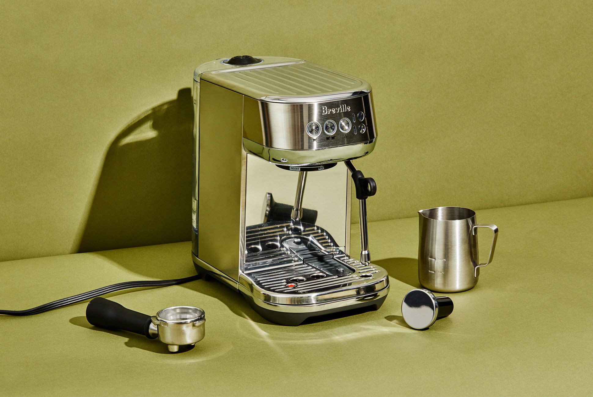 Breville Bambino Plus Review A Compact Espresso Machine
