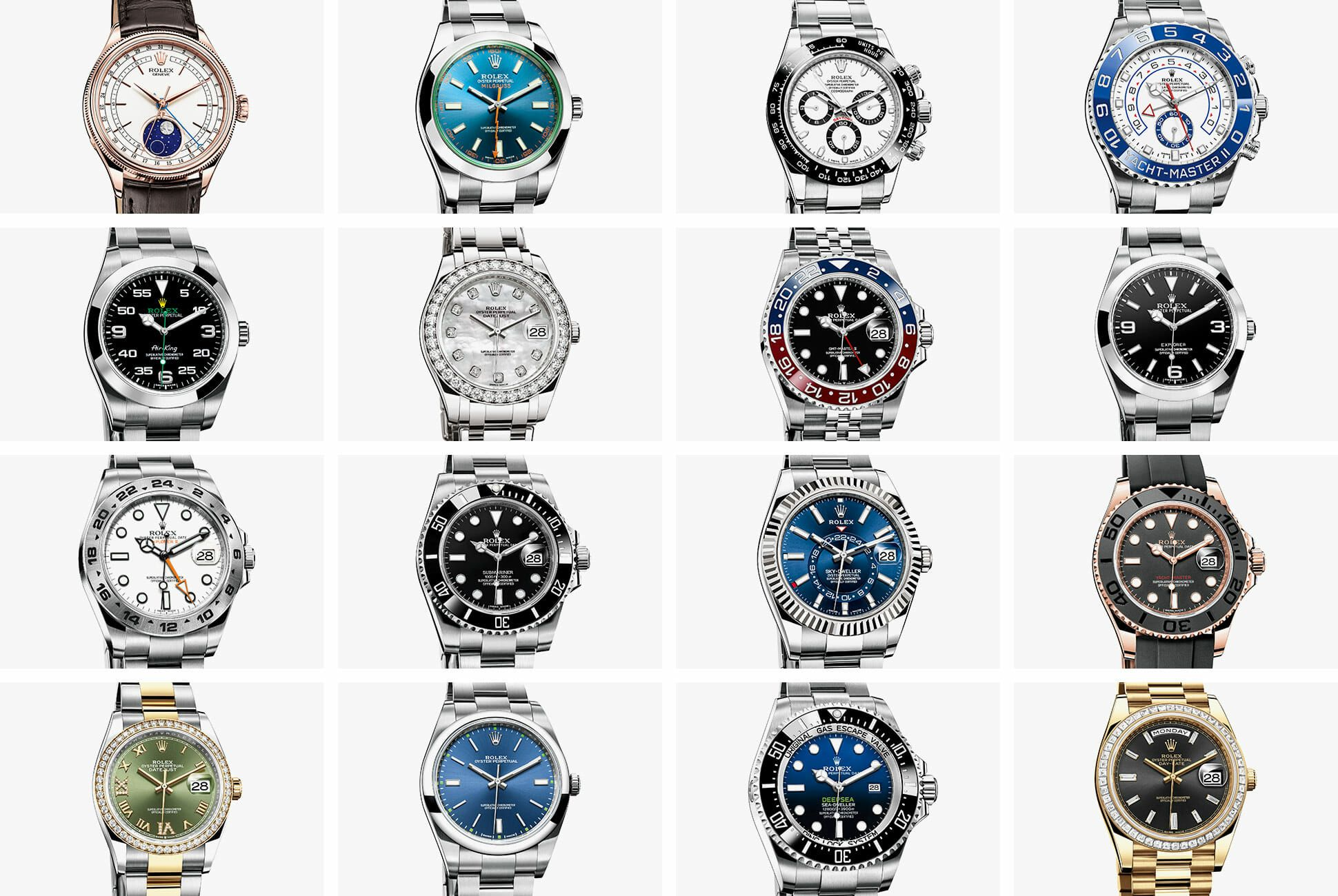 The Complete Rolex Buying Guide \u2022 Gear Patrol