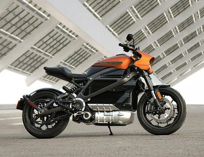 The Harley-Davidson LiveWire Pricing Is Ridiculous