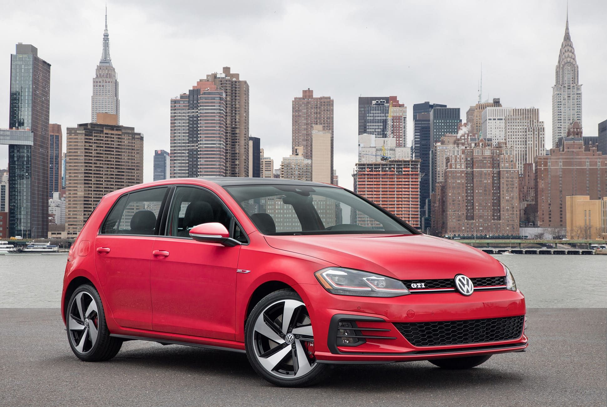 The 2016 2019 Vw Golf Gti May Be