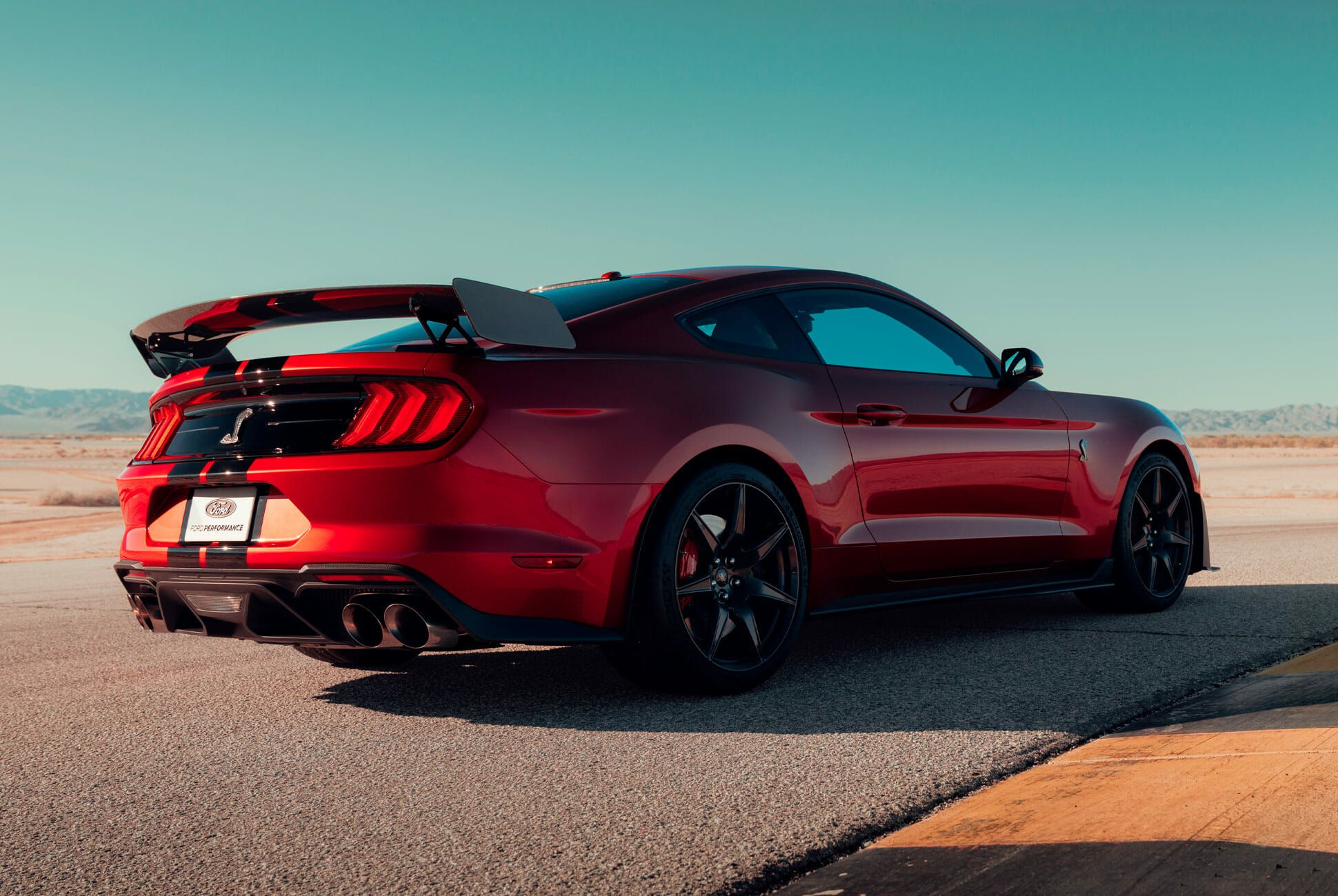 Ford Finally Reveals How Much Power the 2020 Shelby GT500 ...