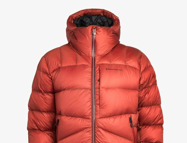 Black Diamond's New Down Jacket Is Its Warmest and Most Durable Ever