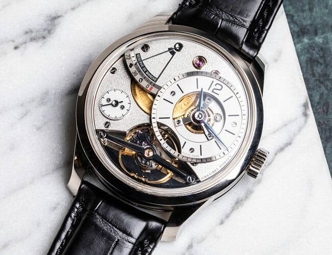 Greubel Forsey Fit an Incredible Amount of Engineering Into This 39.6mm Watch