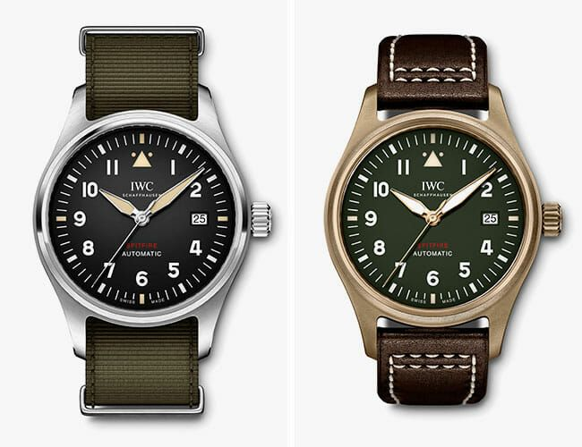Like the IWC Automatic Spitfire? You'll Love it With an In-House Movement