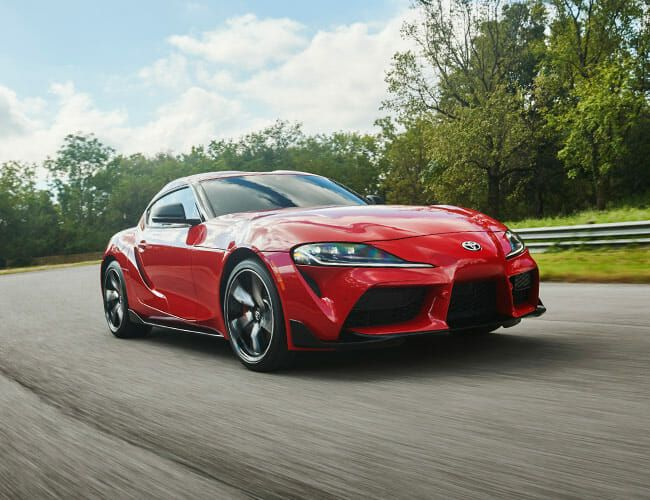 The New Toyota Supra Has Another Surprise for Us