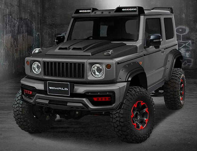 Jeep's Next SUV Could Be a Tiny, 'Badass' Off-Roader