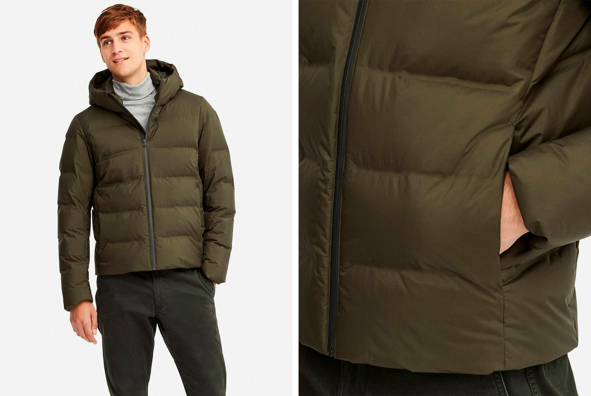 Uniqlo's $100 Down Jacket Is Actually Pretty Innovative