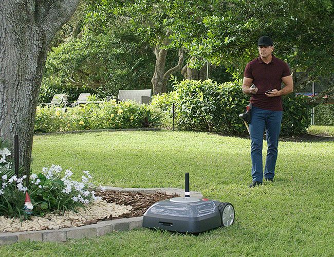 iRobot, the Company Behind Roomba Vacuums, Made a Robo-Lawn Mower