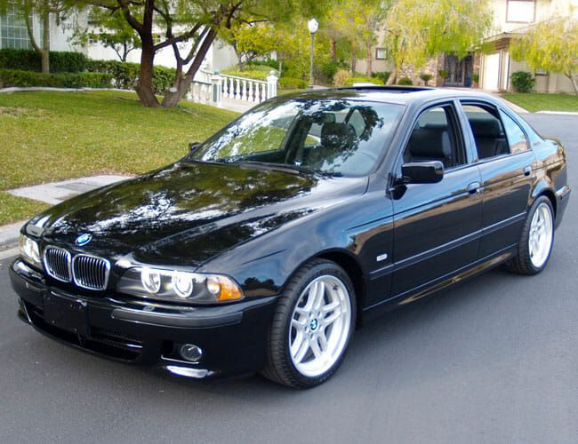 This BMW 540i Is a More Sensible, Affordable M5