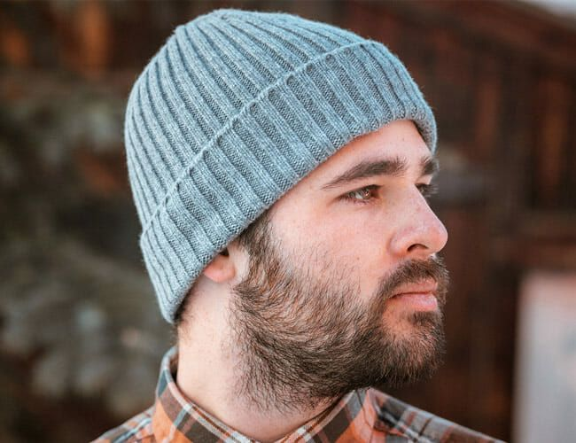 These Cashmere Blend Beanies Are Now 50% Off