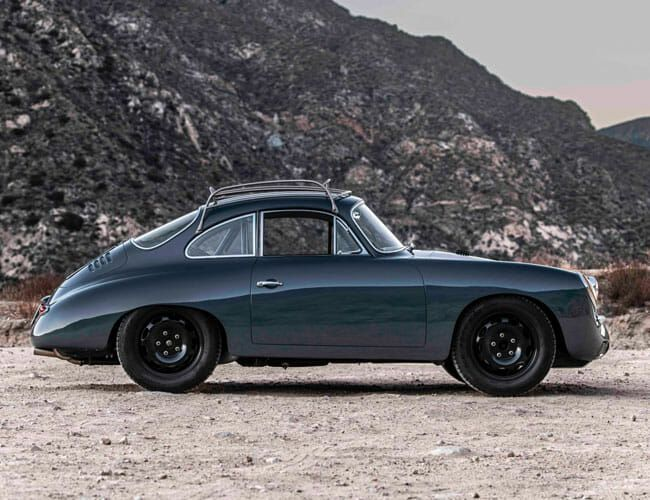 To Hell With the Purists. This AWD Porsche 356 Is Badass