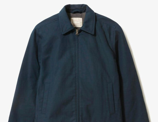 This Rugged Canvas Jacket Is Versatile and Affordable