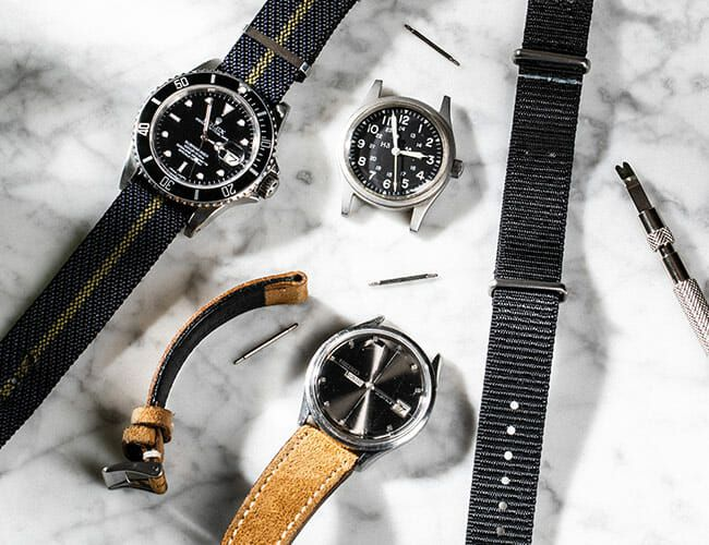 How To Change A Watch Strap Without