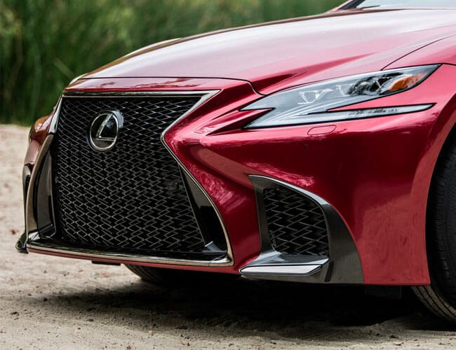 Lexus Is the Most Dependable Luxury Brand of 2019