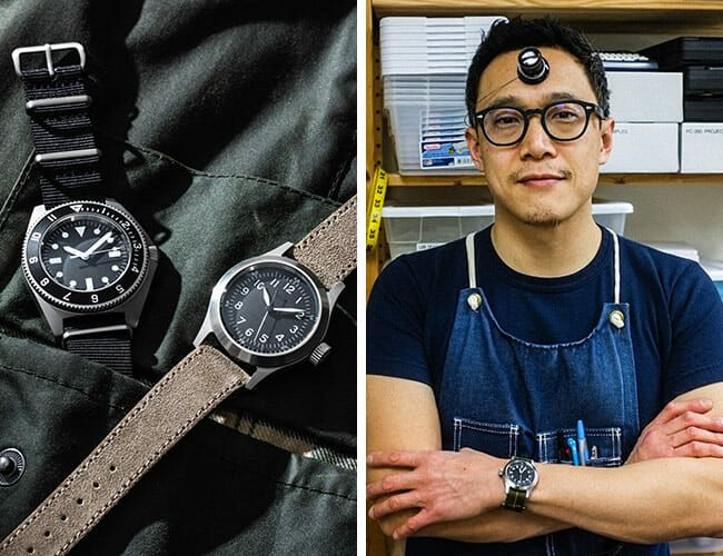 Meet the Man Behind Some of the Best Modern Military-Inspired Watches