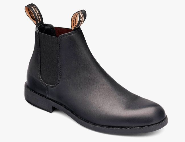 We Can't Wait to Wear These Sharp New Chelsea Boots this Fall