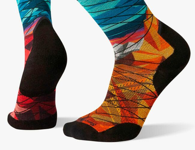 What If Your Workout Socks Were Designed by One of the Toughest Endurance Athletes?