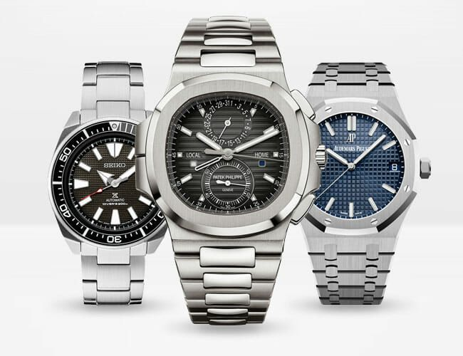 Why Stainless Steel is an Ideal Watchmaking Material