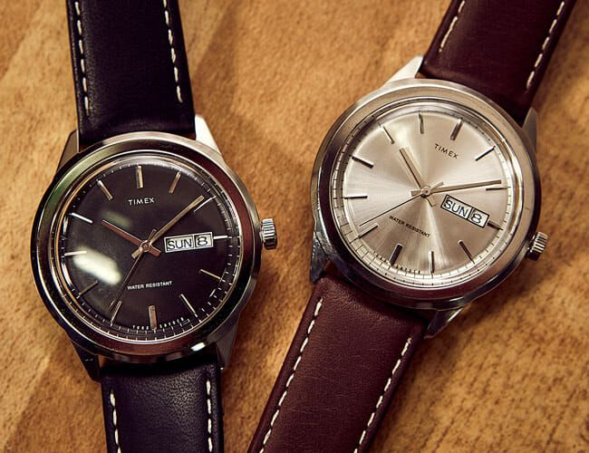 Three American Icons Join Forces On a New, Affordable Watch