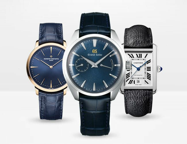 Your Next Purchase: One of These 12 Great Dress Watches