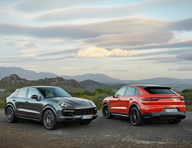 Don't Hate the Porsche Cayenne Coupe Just Yet